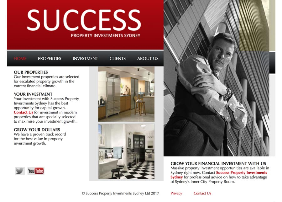 Success Property Investments Sydney